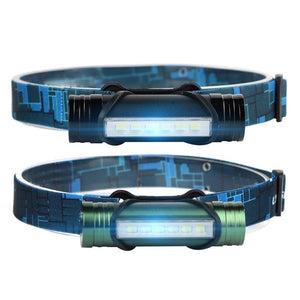 6 LED 500LM Headlamp