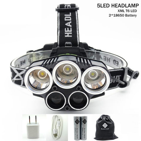 15000 Lumens LED Head Lamp