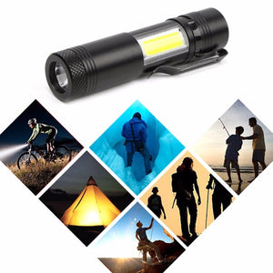 LED Power Pocket Waterproof Penlight