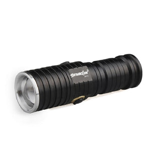 3 Modes 2000LM Outdoor Zoomable Flashlight