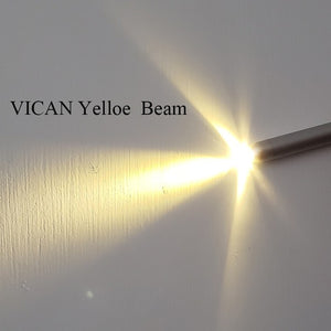 Medical Nurse Physician Pocket Yellow Beam Penlight