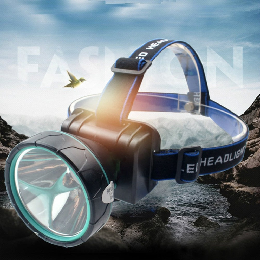 Ultra Brightness LED Headlamp