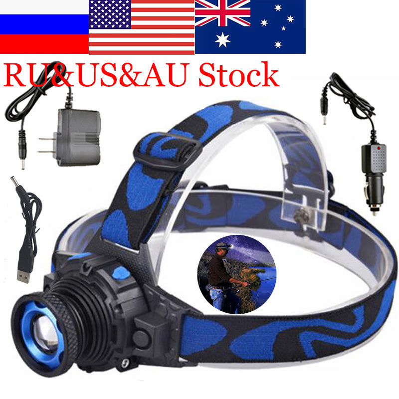 Waterproof Head Light