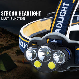 Induction Portable Head Lamp