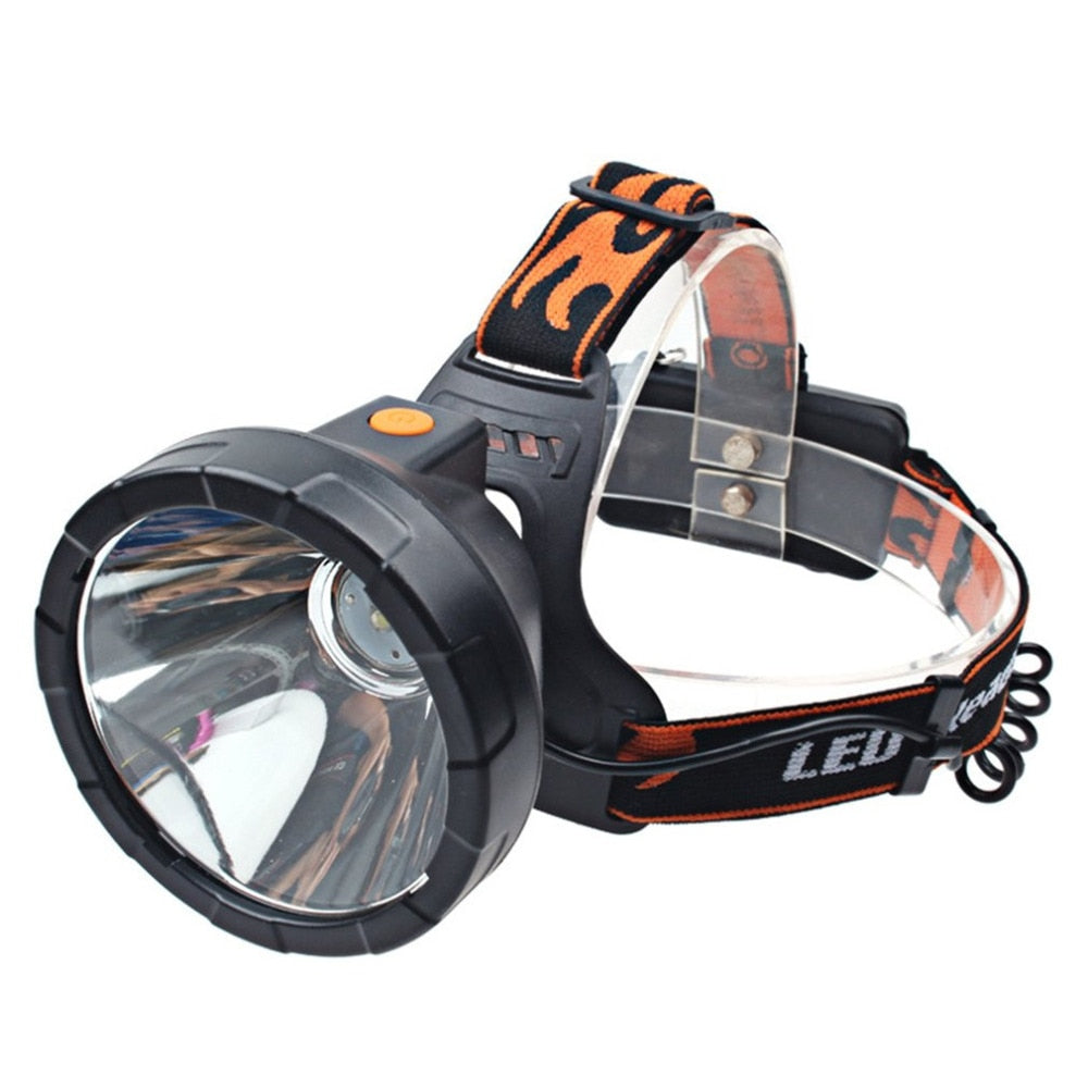 Waterproof LED Emergency Headlight