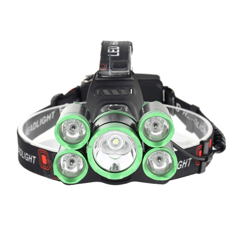 Image of LED Headlamp 50000LM