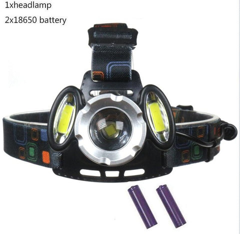 Image of 16000LM Rechargeable Powerful LED Headlamp