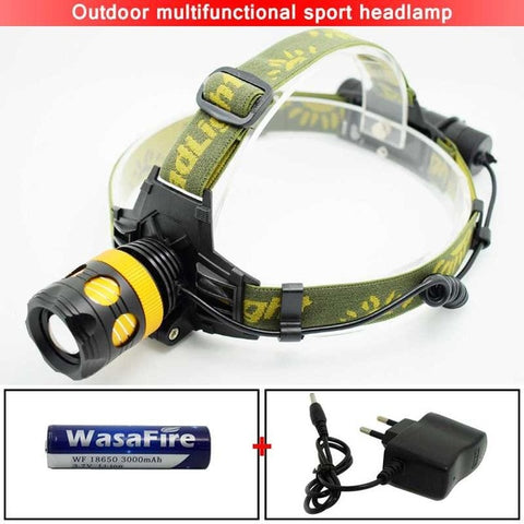 Image of 2000Lumen LED Headlamp
