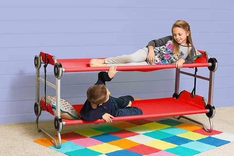 Summer Camp Kids Camping Bunk Bed