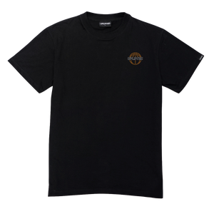 OUTLINE BALL TEE BLK