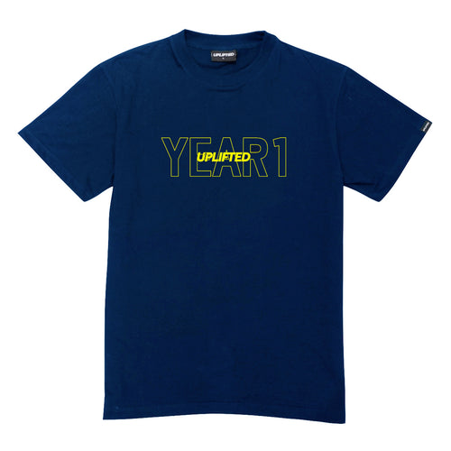 YEAR 1 TEE NVY