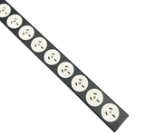 Basic PDU - 30 x 10A GPO outlets with a 15A Captive Plug