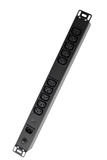 Horizontal 10 way PDU - IEC C13 Outlets