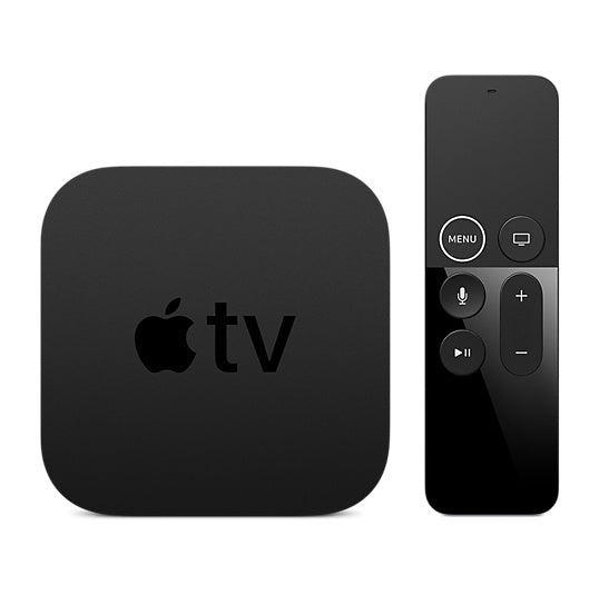 Apple TV 4K 32GB, Black - MQD22