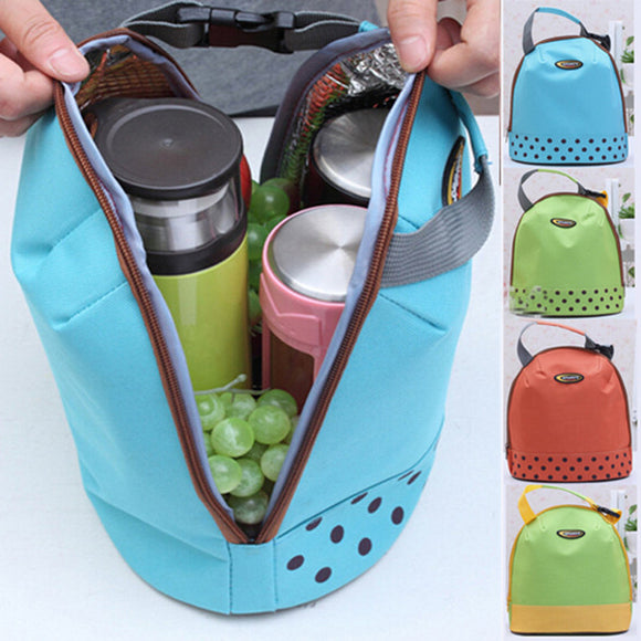 Thick Keep Fresh Ice Bag  Lunch Tote Bag