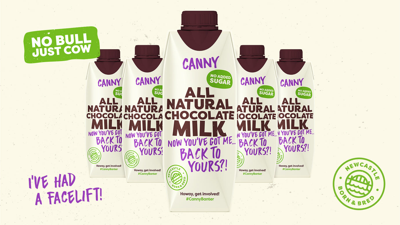 Brand New Canny Chocolate Milk