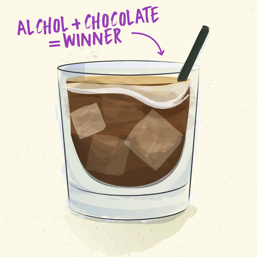 Canny Cocktail, Chocolate Russian
