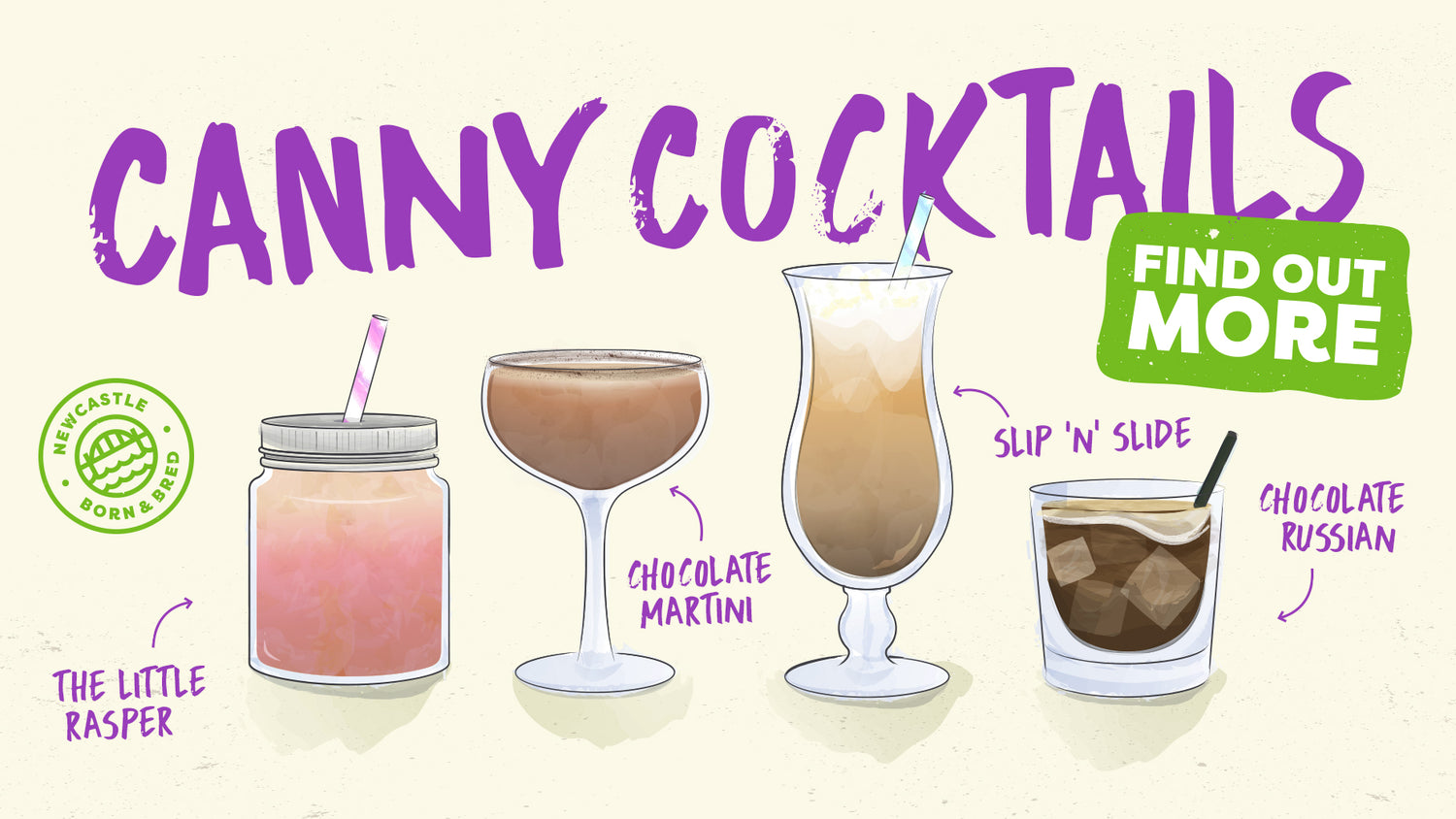 Canny Chocolate Milk Cocktail Recipes
