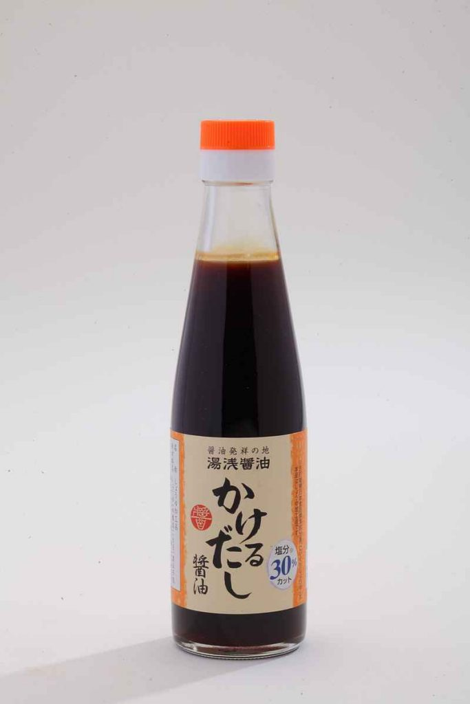Kakerudashi Shoyu –  Sweet Soy Sauce with Dashi 200ml