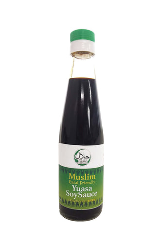 Muslim Halal Friendly Soy Sauce  200ml