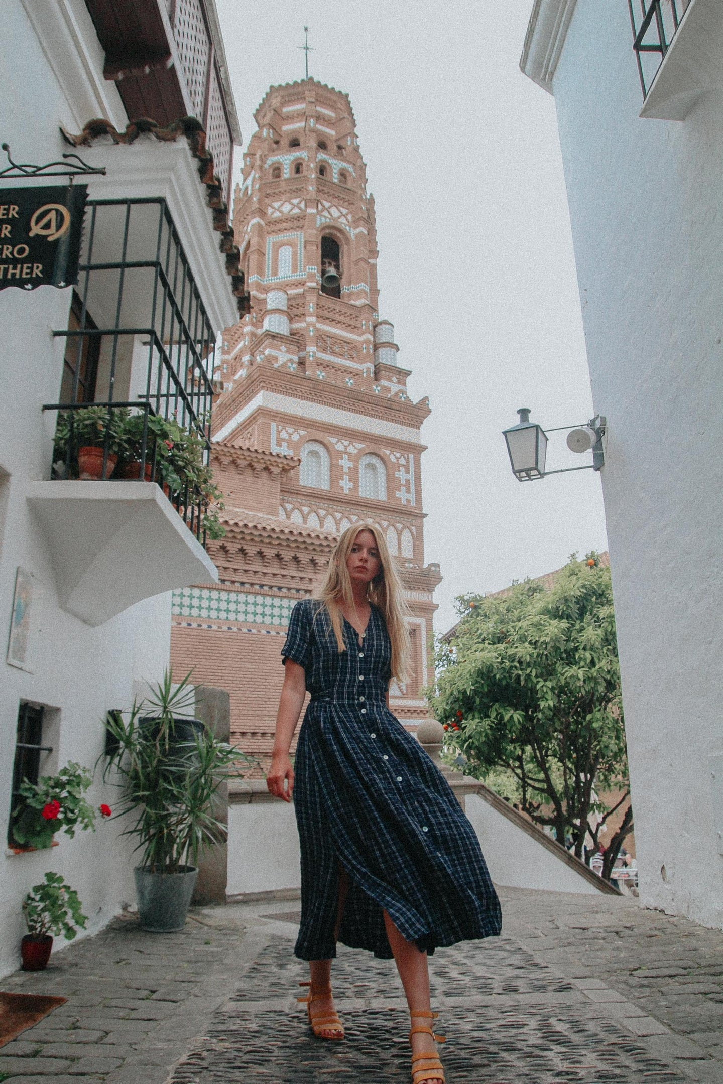 BARCELONA - Soledad Dress