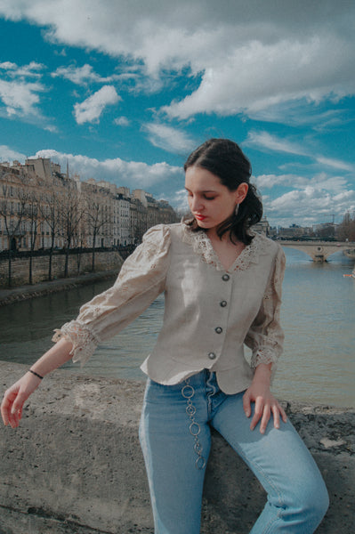 PARIS - Linen Shirt