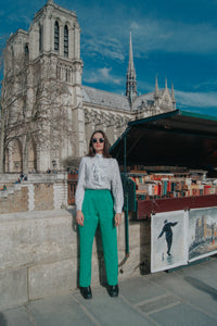 PARIS - Yves Saint Laurent Trousers