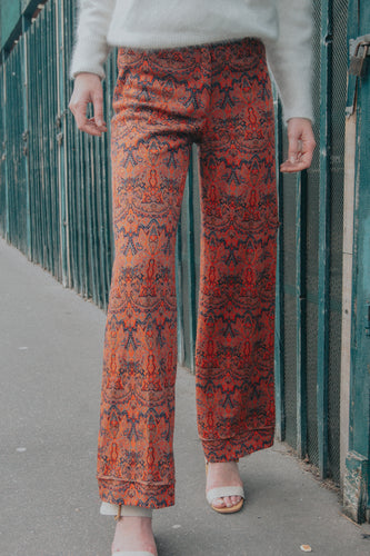 PARIS - Baroque Flare Pants