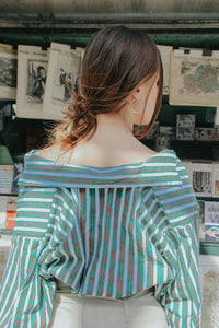 PARIS - Stripe Shirt