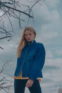 Buttes Chaumont - Denim Jacket