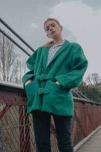 Buttes Chaumont - Wool Jacket