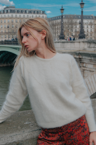 PARIS - Lambswool Pull