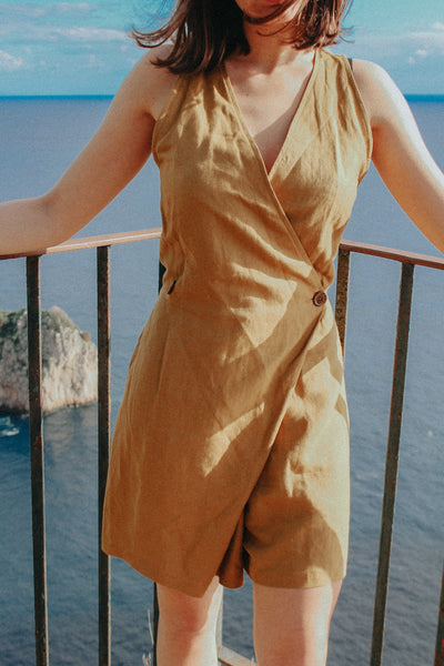 CAPRI - Guilia Playsuit