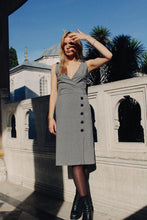 Istanbul Selection l Houndstooth Dress