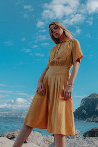 CAPRI - Serafina Dress