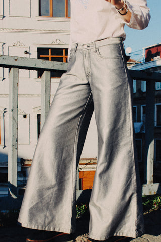 Istanbul l Silver Phat Pant