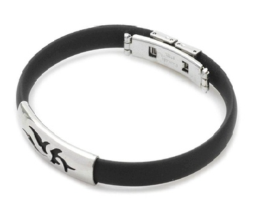 Magnetic Therapy Bracelet,  Titanium Pressure Reduction Bangle