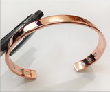 Magnetic Therapy Bracelet, Copper Bangle