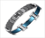 Magnetic Therapy Bracelet, 316L Stainless Steel Health Bracelet