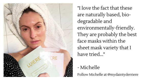 Michelle - Best Face Mask Review