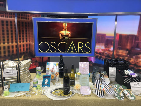 CBS LUIERE Masks, Swag Bag - Oscars