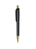 GS02 Black Yellow Gold Pen