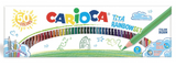 Carioca Tita Rainbow Colored Pencils set of 50