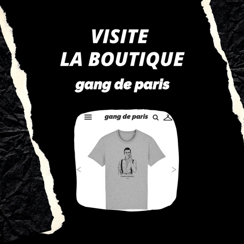La Boutique Gang de Paris