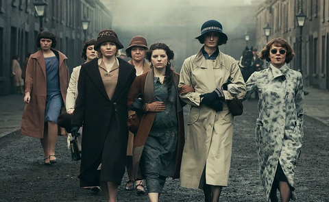 Womens Peaky Blinders