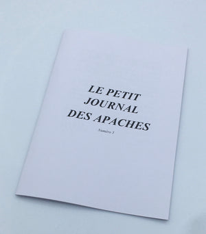 Le Petit Journal des Apaches #5 - Gang de Paris
