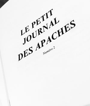 Le Petit Journal des Apaches #2 - Gang de Paris