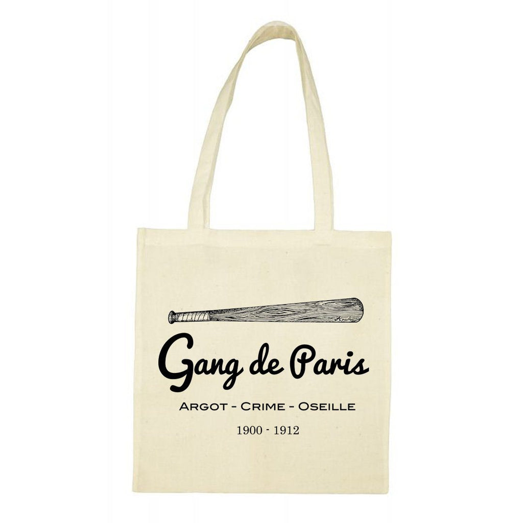 Totebag - Totebag Gang De Paris