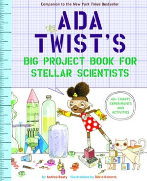 ADA TWIST'S BIG PROJECT BOOK