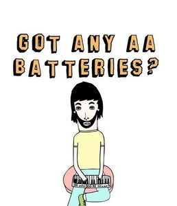 GOT ANY AA BATTERIES I WANT TO PLAY YOU HAPPY BIRTHDAY | ABLE + GAME